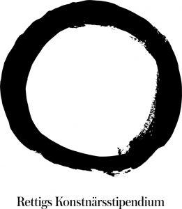 logotyp för Rettigs Konstnärsstipendium