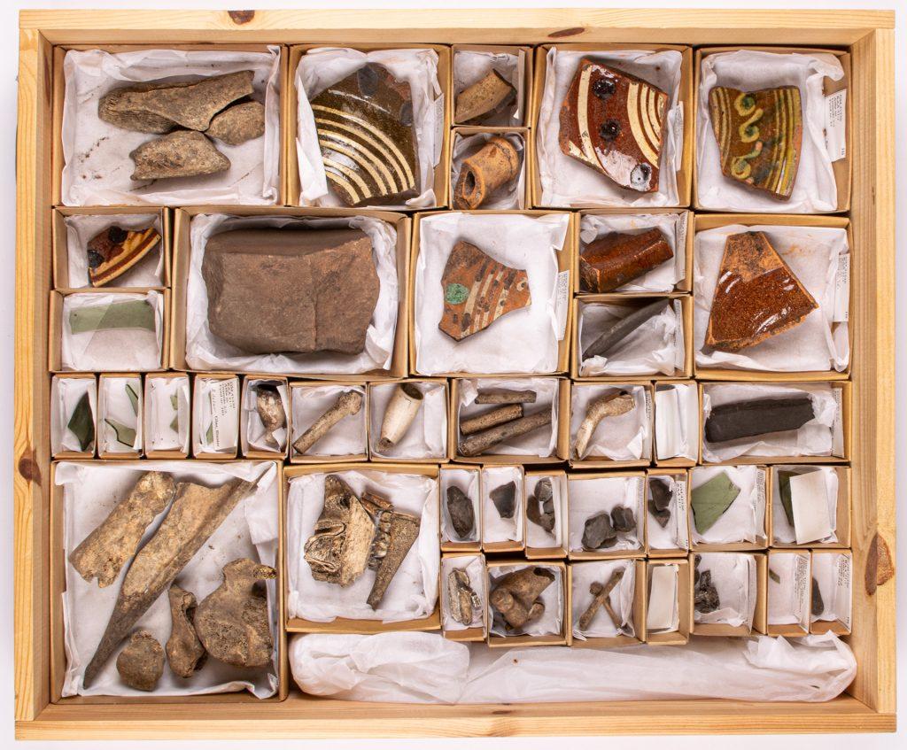 Arkeologiska föremål
